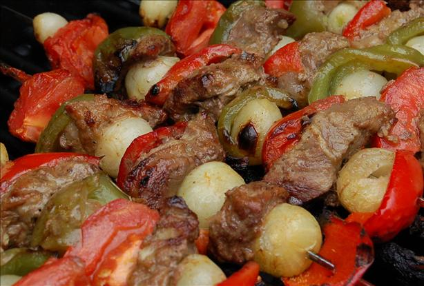 Curry Beef Marinade Kebabs