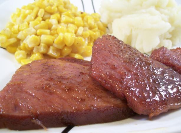 Spicy Ham Slice/Steak
