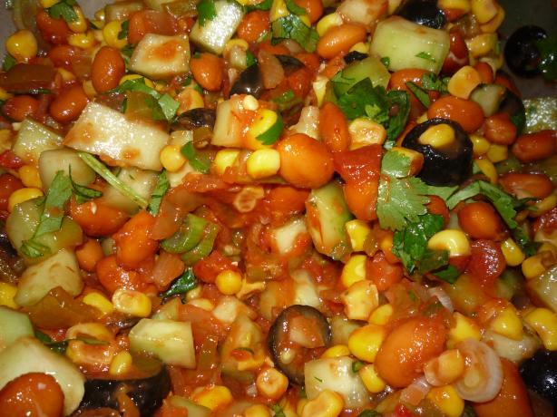 Crunchy Mexicorn Salad
