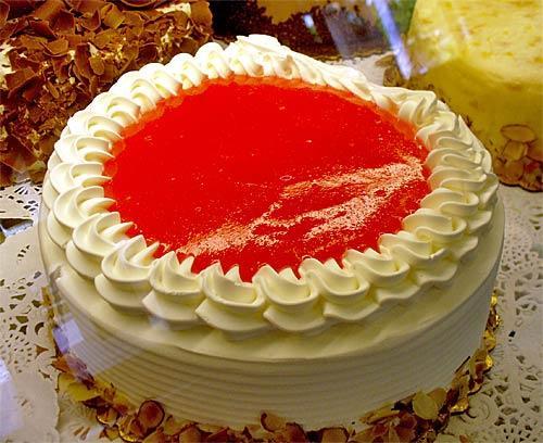 Easy Guava Cake