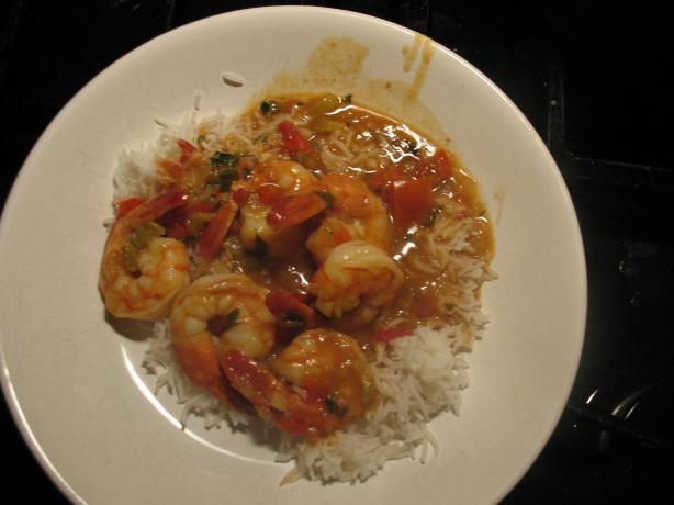 Emeril's Shrimp Etouffee