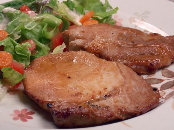 Zesty Grilled Pork Chops