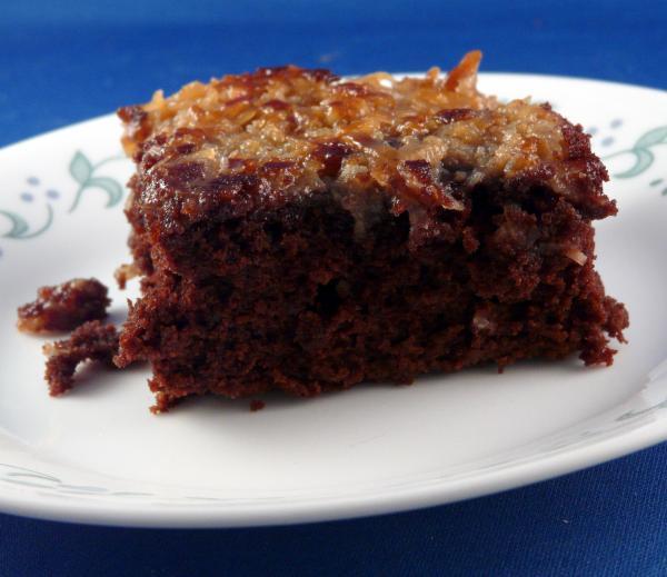 Creole Cake