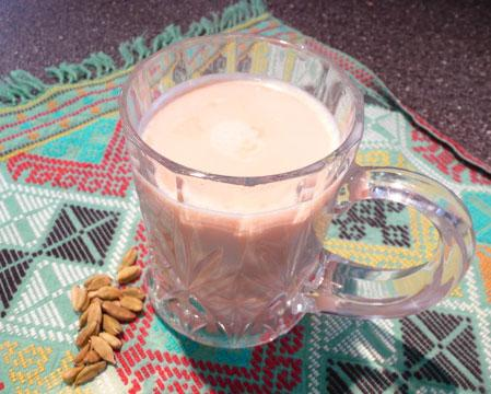 Afghan Tea - an Authentic Family Recipe