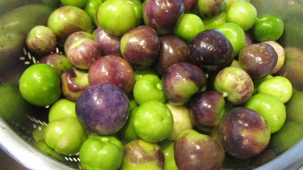 Tomatillo-Cilantro Sauce