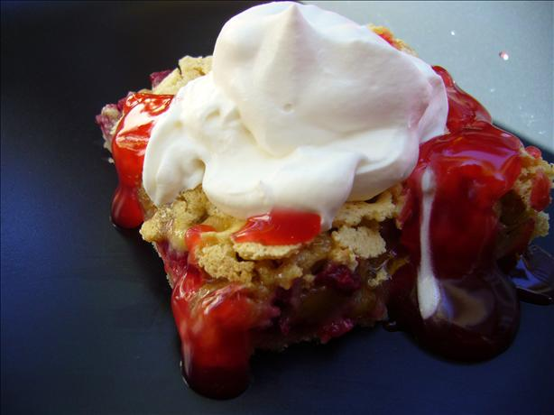 Raspberry Walnut Torte