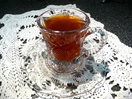 Russian Mint Tea