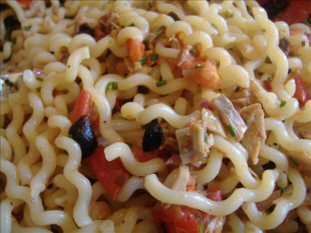 Hot & Cold Pasta