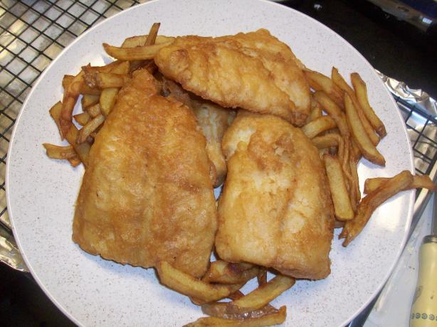 Fish and Chips-Alton Brown