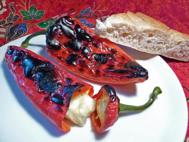 Feta Peppers