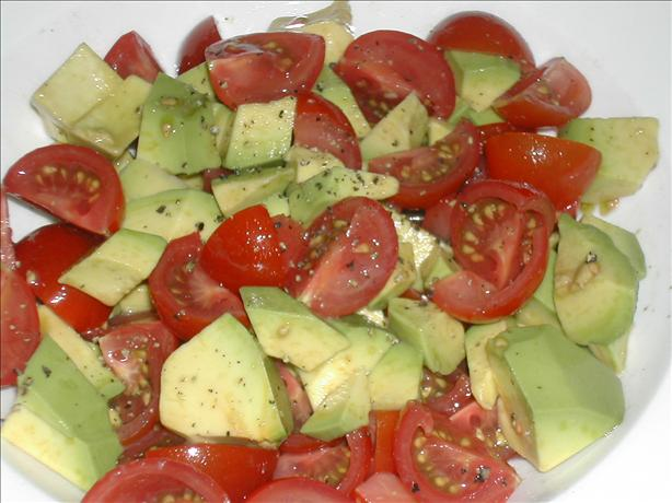Simple Avocado Salsa