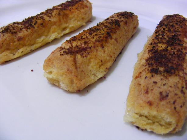 Baked Salty Sticks