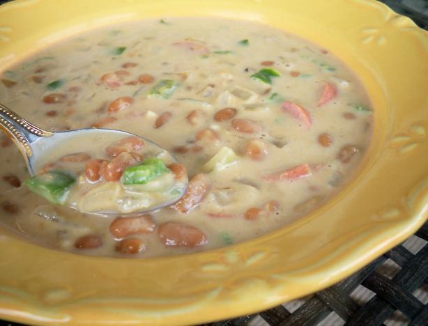 Confederate Bean Soup