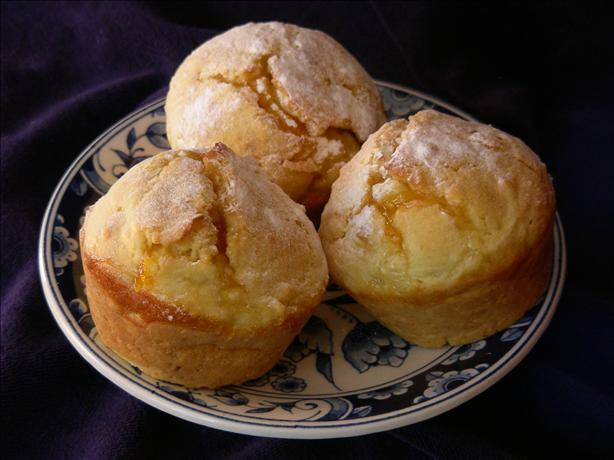 Jam Muffins, Apricot Etc