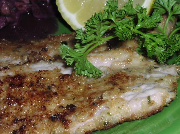 Copycat Air Force One Veal or Chicken Piccata
