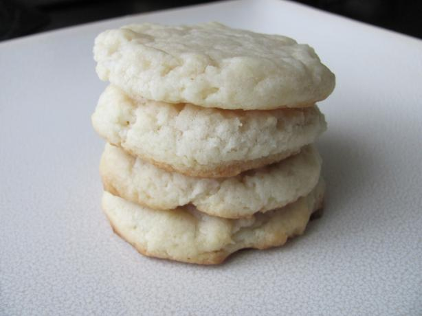 Chewy Cheesecake Cookies
