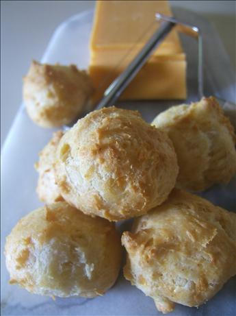 Basic Cheese Puffs