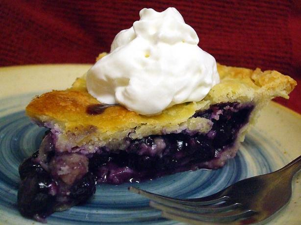 Blueberry Pie (10 inch)