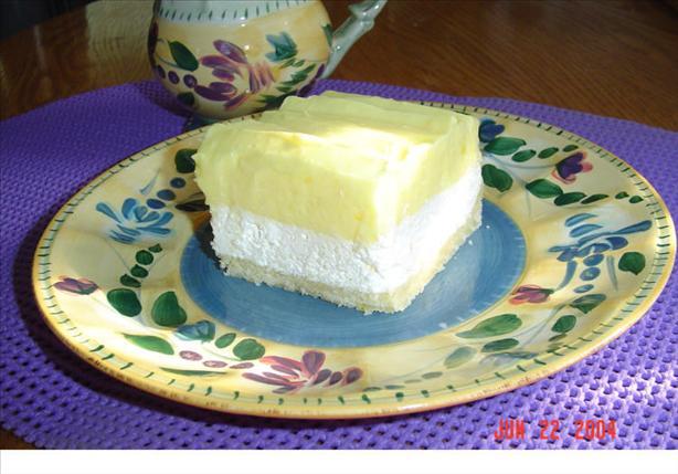 Luscious Lemon Layers
