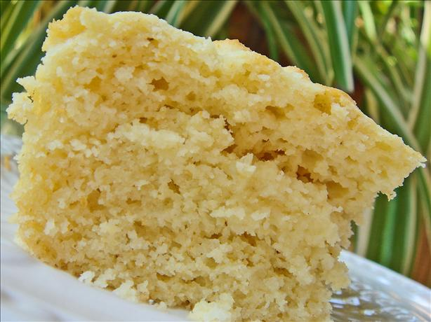 Sweet Golden Cornbread
