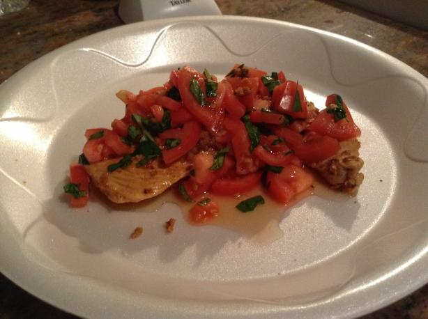 Bruschetta Chicken - Hcg P2