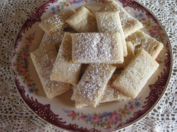 Swedish Butter Cookies