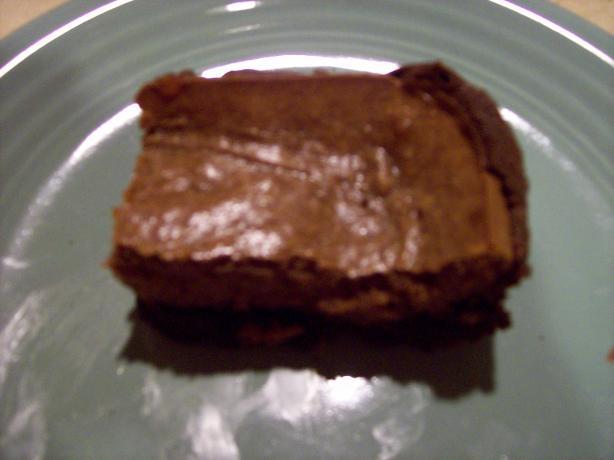Chocolate Hazelnut Cheesecake Brownies