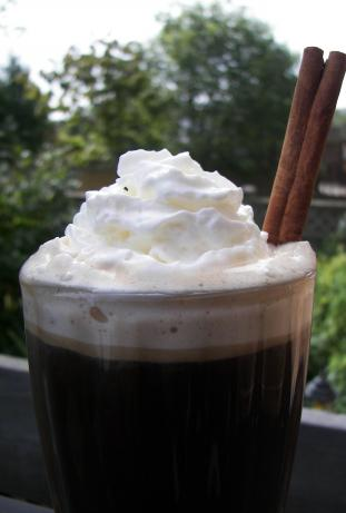 Hot Buttered Coffee