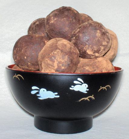 Quickie Amarula Truffles