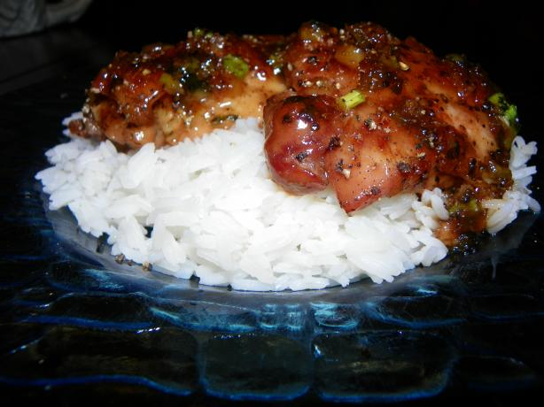 Caramelized Chicken Ga Kho