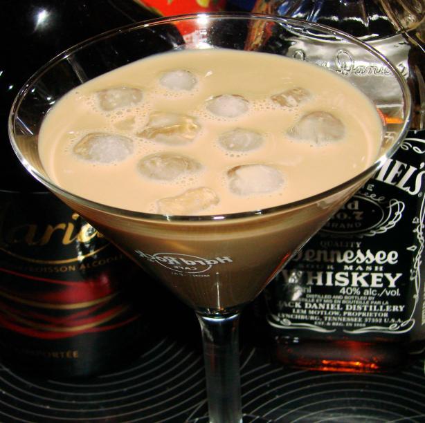 Steve's Bailey's Martini