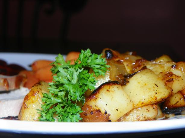 Heavenly Country-Style Home Fries