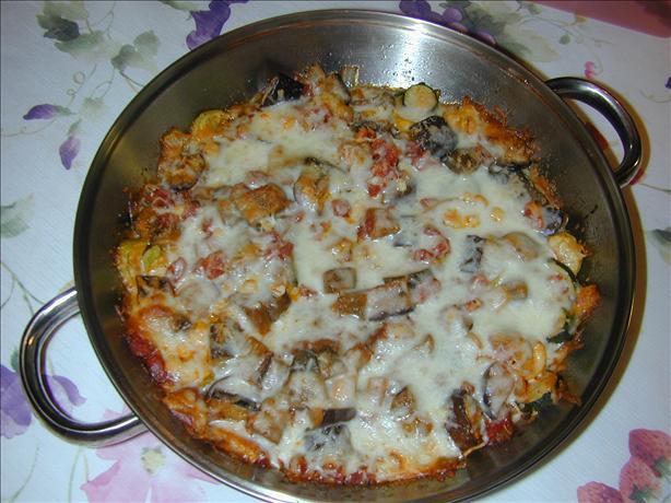Mixed Vegetables Casserole