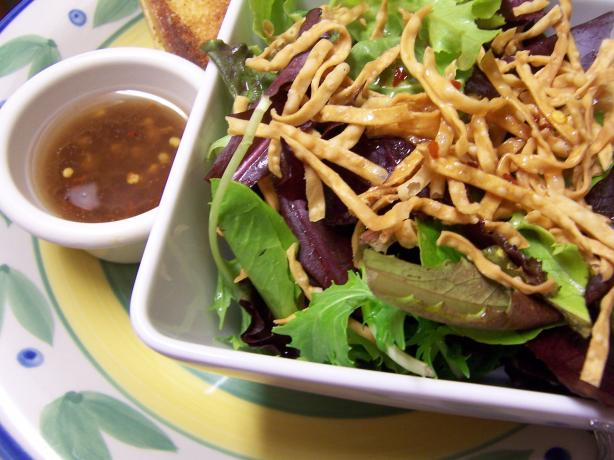 Asian Sesame Dressing