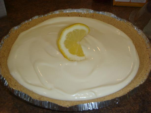 Susan's Lemon Icebox Pie