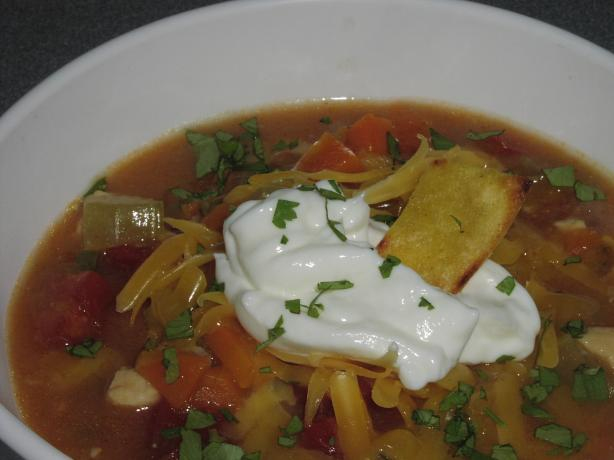 Dks Texas Tortilla Soup