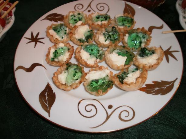 Mini Brie Tarts