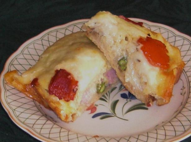 Kathy's Ham Strata