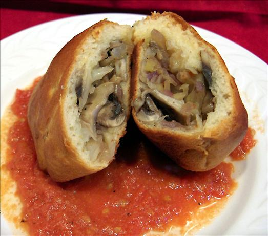 Elegant Vegetable Rolls