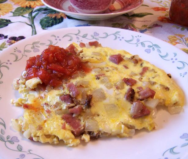 Tortilla Espanola (Spanish Omelet)