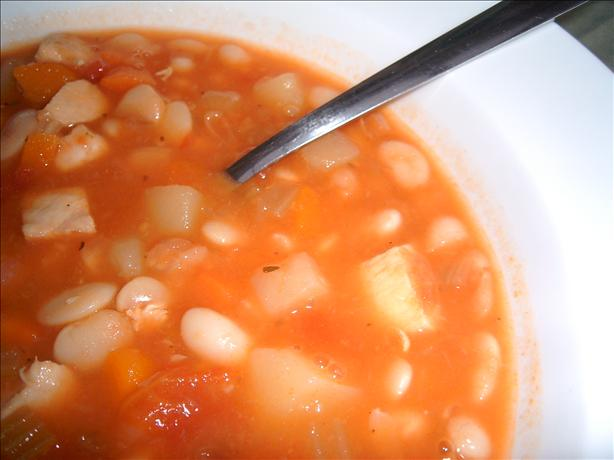 Israeli Bean Soup