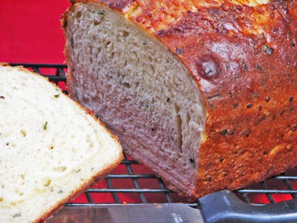 Pepper Asiago Loaf (abm)