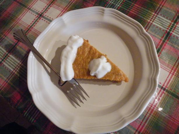 Heavenly Sweet Potato Pie
