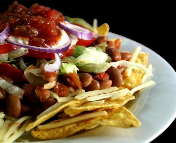 Hully Gully (Frito Chili Salad)