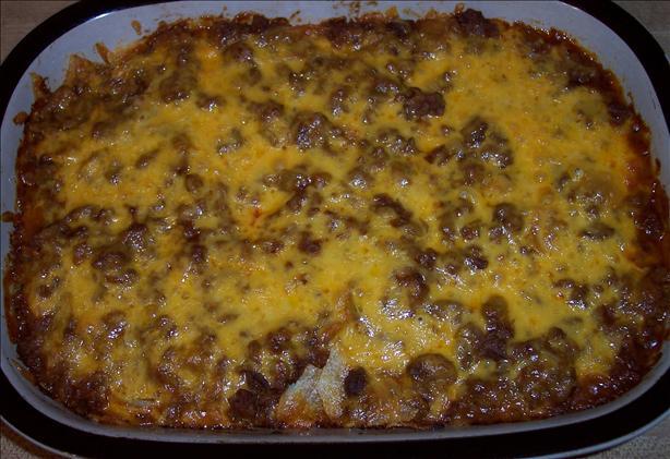 Ortega Taco Bake