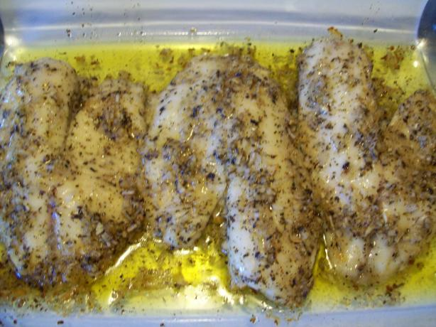 Fish Marinade for People Who Hate Fish