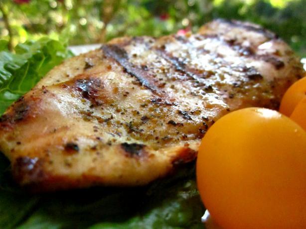 Greek Marinade for Chicken
