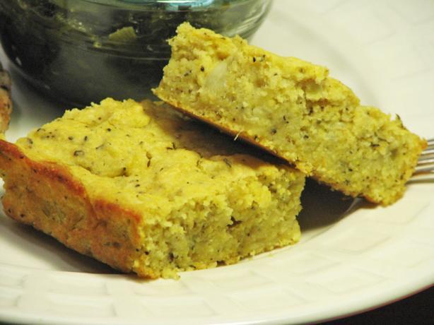 Savory Cornbread Bake