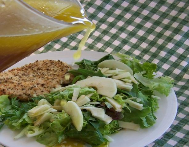 Green Apple Vinaigrette