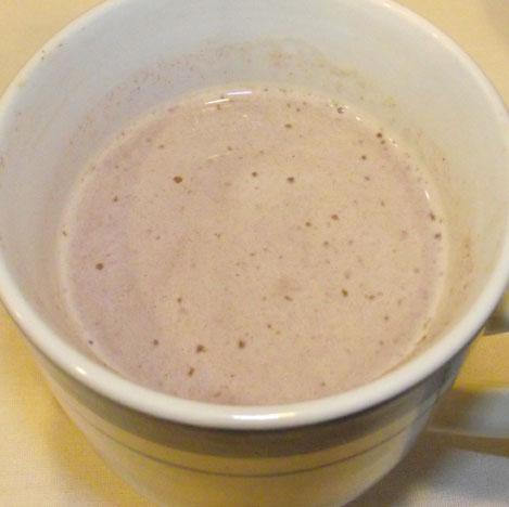 Microwaveable Hot Cocoa (Single Serving)